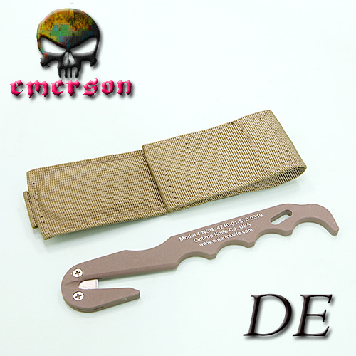 Knife Rescue Tool / DE