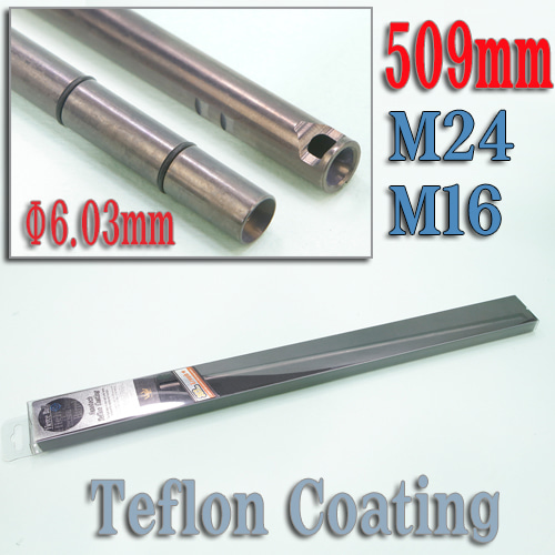 Nanotech Teflon Coating  Inner Barrel / 509mm
