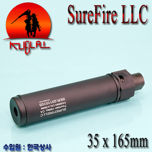 SOCOM 556 LLC Silencer Set