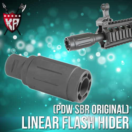 Linear Flash Hider