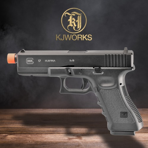 G17 Thread Barrel Version / KP17-TBC