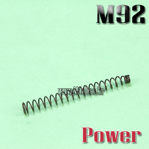 M92 Hammer Power Spring
