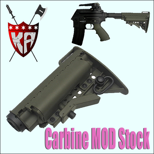 Carbine MOD Stock - OD (Pipe With Marking)