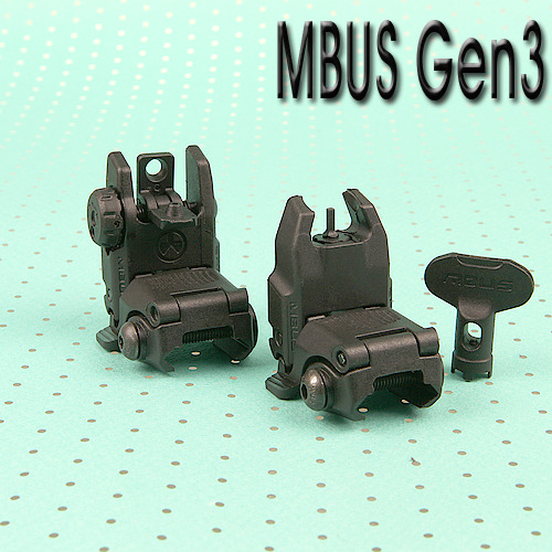 Magpul Back-up Sight Gen3