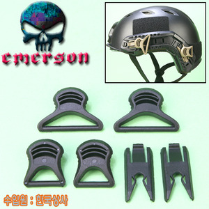 Helmet Goggle Belt Holder / BK