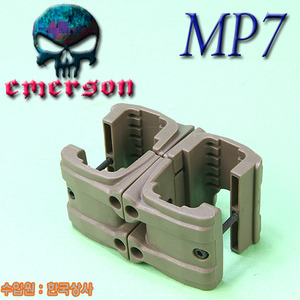 MP7 Double Magazine Clip / DE