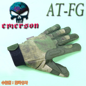 Lightweight Camouflage Gloves / AT- FG