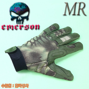 Lightweight Camouflage Gloves / MR