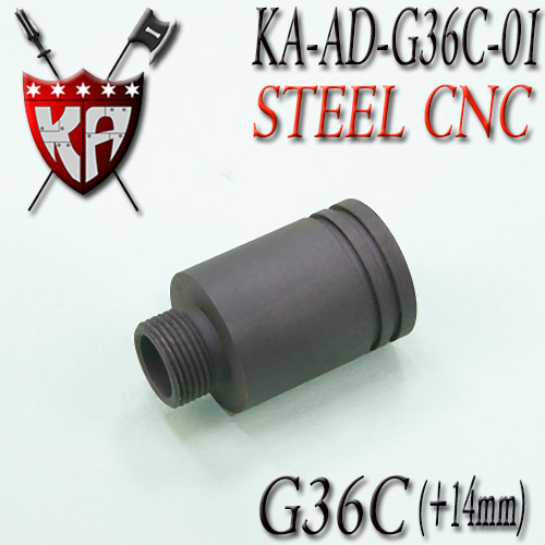 G36C Adapter / +14mm