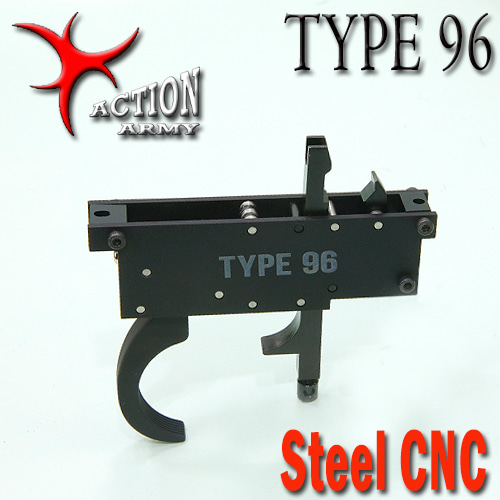 Type 96 / MB-01 Zero Trigger / Full Steel CNC