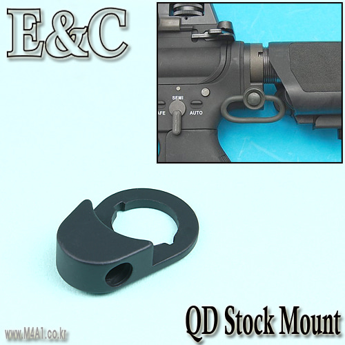 Stock QD Sling Swivel Mount