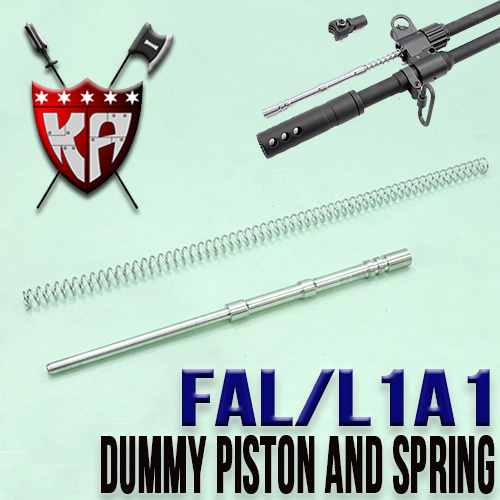FAL / L1A1 Dummy Piston and Spring