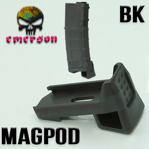 Mag-Pod Pmags Base Plate / BK