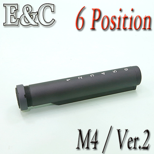 6 position Stock Tube / AEG