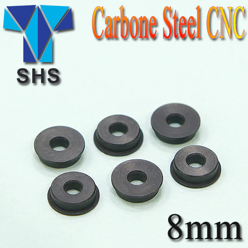 Carbon Steel CNC Bushing / 8mm