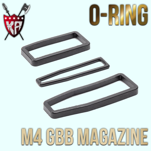 M4 Mag O-Ring Set / GBB