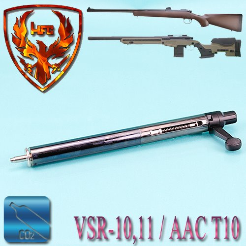 VSR-10 / AAC T10 Co2 Cylinder