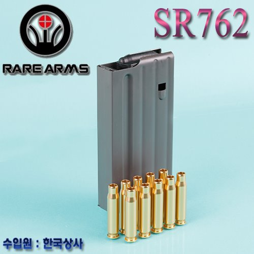 SR-762 Magazine & Shell