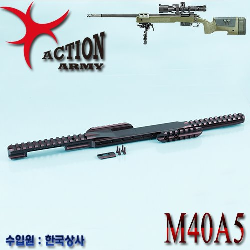 M45A5 Scope Rail