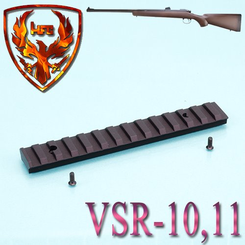 VSR-10,11 Scope Rail / CNC