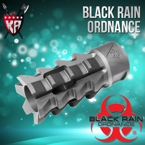 Black Rain Ordnance Flash Hider