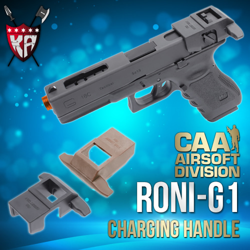 CAA Roni-G1 Charging Handle / Glock