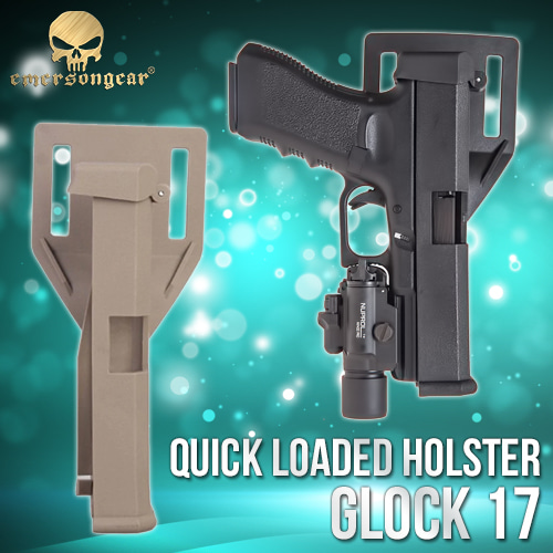 Quick Loaded Holster / Glock 17