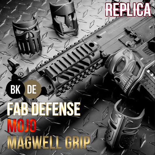 FAB MOJO Magwell Grip Set