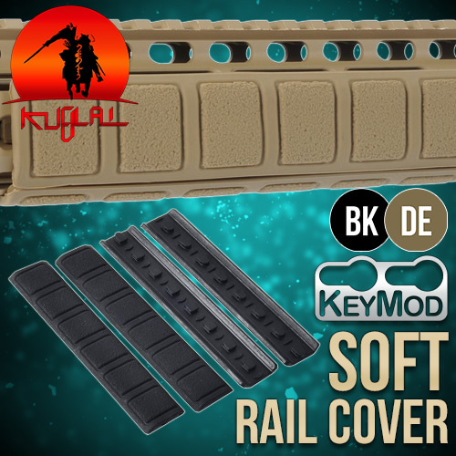 Keymod Soft Rail Cover
