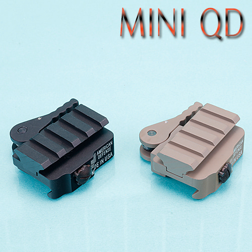 Mini QD Hight Mount