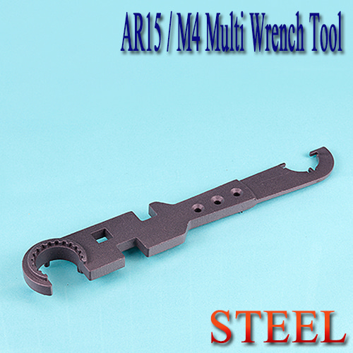 AR15 / M4 Multi Wrench Tool