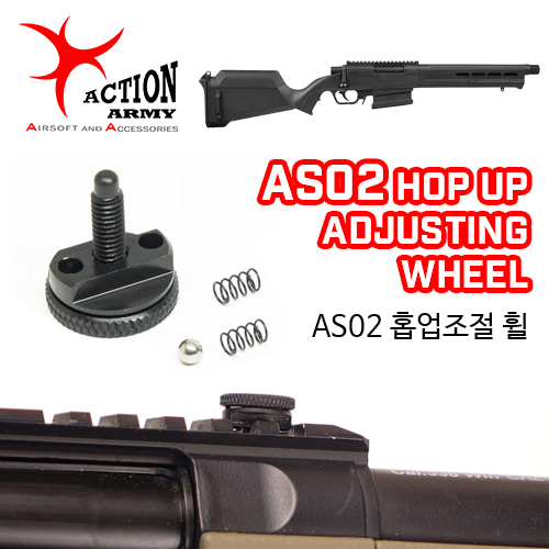 Striker AS02 Hop up Adjusting Wheel