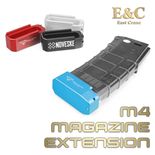 M4 Magazine Extension / Metal