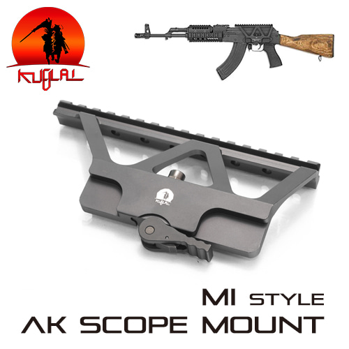 MI Style AK Scope Mount
