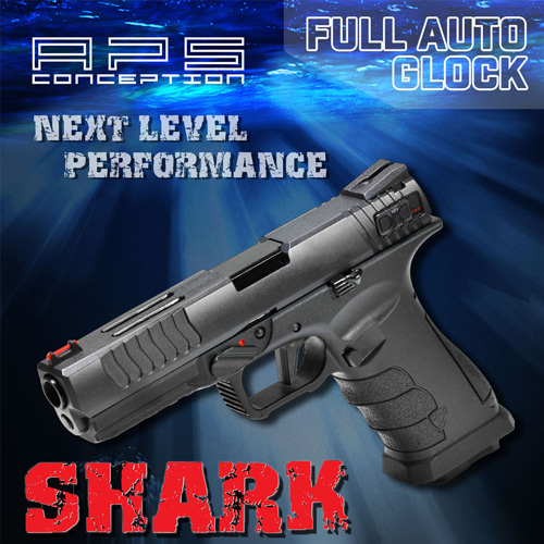 Shark (Full Auto Glock)