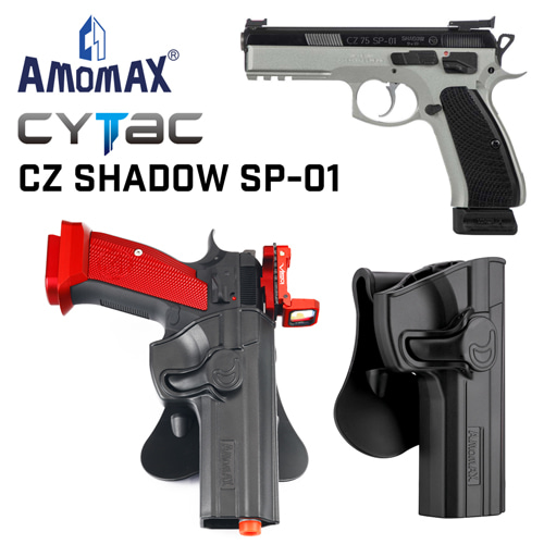 Tactical Holster for CZ Shadow SP-01