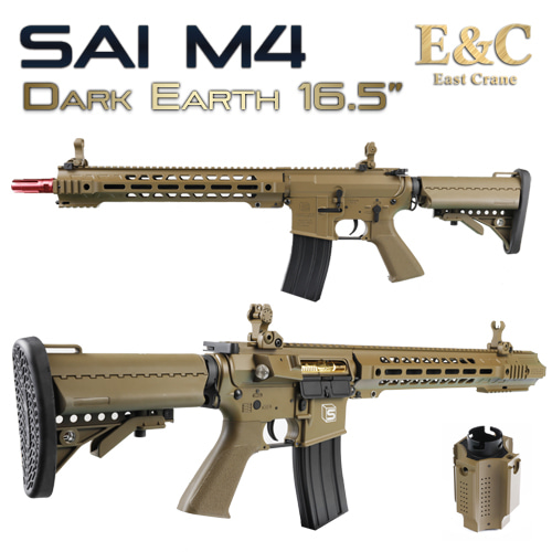 SAI M4 Dark Earth