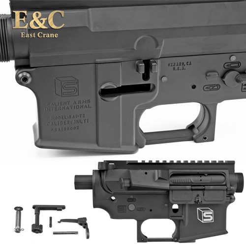 SAI M4 Receiver Set / CNC (BK)