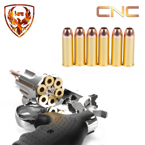 HFC Revolver Cartridge Shell / CNC