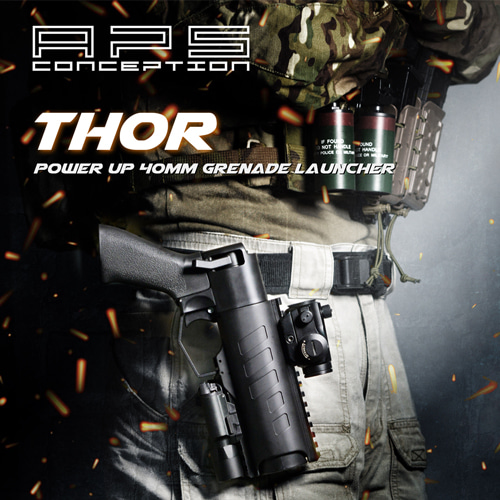 Thor Power Up Grenade Launcher