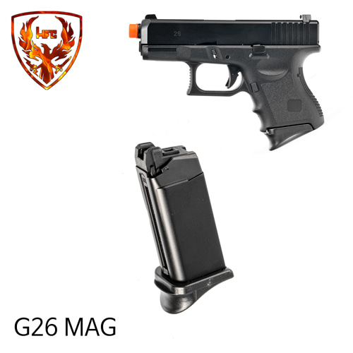 HFC G26 Gas Magazine