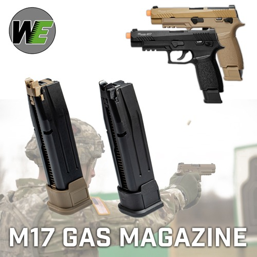WE M17 Gas Magazine