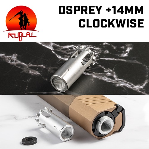 Osprey Silencer +14mm Adapter