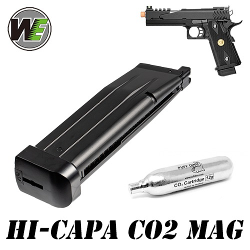 WE Hi Capa 5.1 CO2 Magazine