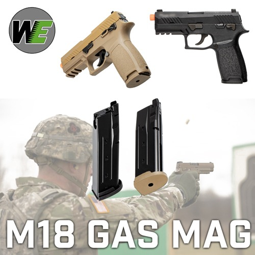 WE M18 Gas Magazine