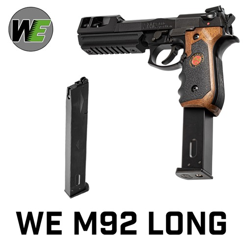 WE M92 Gas Long Magazine