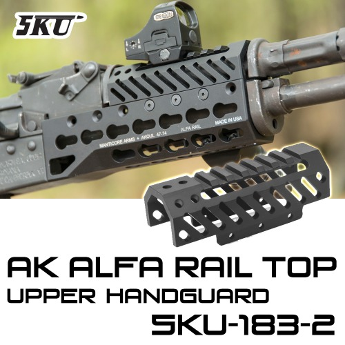 AK Alfa Top Rail