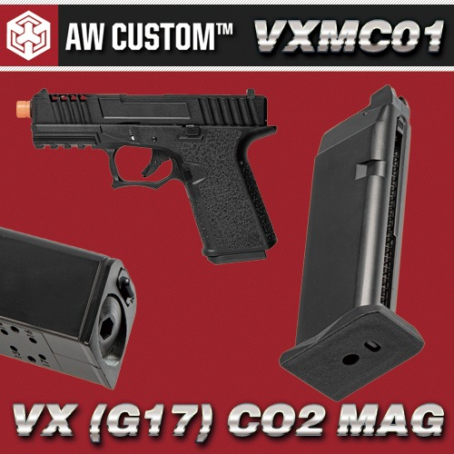 AW VX / WE G17 Co2 Magazine