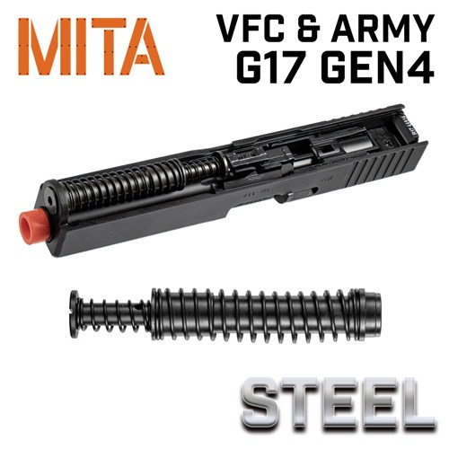 Steel Recoil Spring Guide for ARMY&VFC G17 Gen4