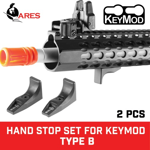 Hand Stop Set for Keymod / Type B